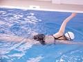 たくましい肉体の美女アスリート 本物競泳選手(現在スポーツインストラクター) E-BODY専属デビュー 武田真のサムネイル