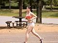 競技歴6年!たくましい太腿とムチムチ巨乳筋肉ボディ!! 現役トライアスロン女子大生AVデビュー みずしの葉月20歳