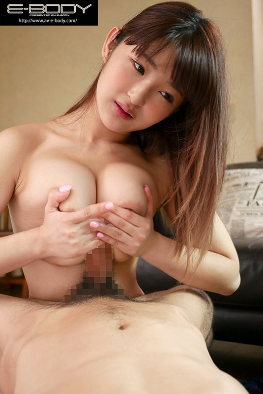 EBOD-717 Studio E-BODY - Please Fondle My Titties... A Natural Airhead Divine Titty H-Cup Big Tits Lo**ta Misuzu-chan Wants To Have Grownup Sex So Badly, She's Filming Her First Adult Video
