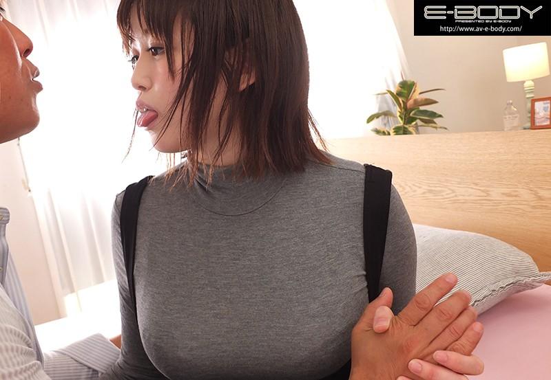 少女以上、大人未満―。純白神乳女子大生E-BODY大型専属AVデビュー 凪沙ゆきの