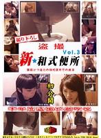 盗撮 新★和式便所 Vol.3 ダウンロード