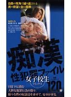 痴漢 性犯罪ファイル 女子校生・リミックス 120分 ダウンロード