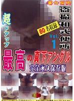 盗撮和式便所 超ドアップ!! 最高の真下アングル!! Vol.1 〜完全永久保存版〜 ダウンロード