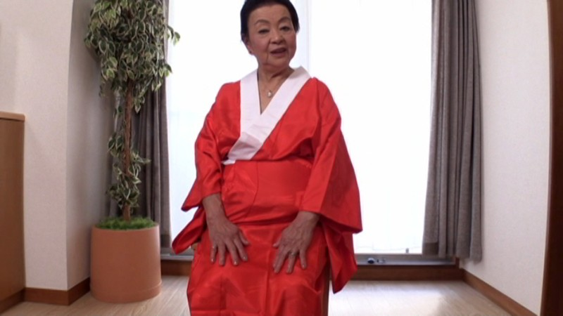 81歳のAV女優 小笠原祐子 1枚目