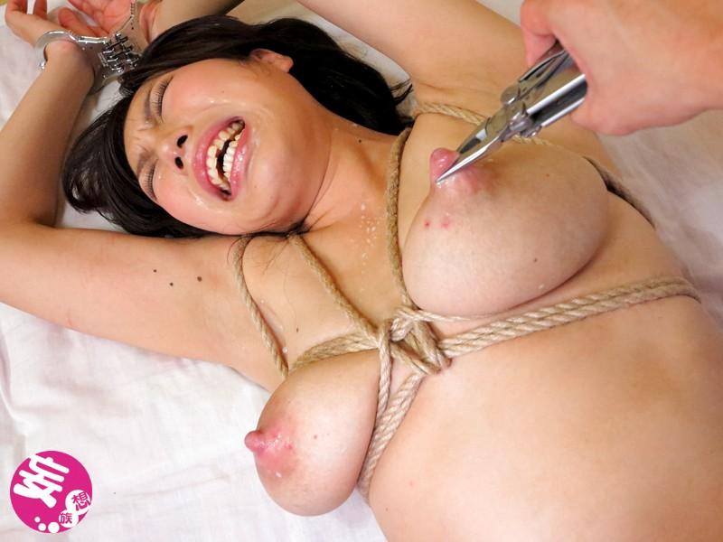 母乳妻強● 乳汁大噴射!絶叫強●妊娠! 画像8