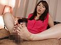 熟女の匂い立つ足裏 艶熟フェチ画報 「究極フェチズム館」3
