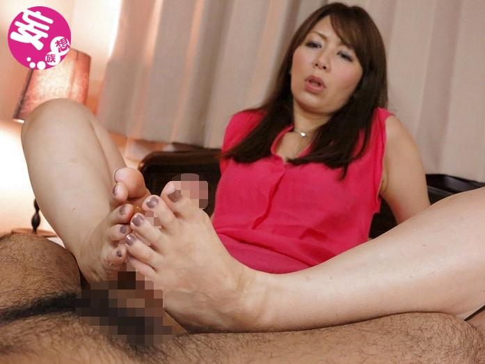 熟女の匂い立つ足裏 艶熟フェチ画報 「究極フェチズム館」 画像3