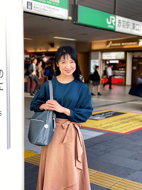 どぴゅっ!東京都北区赤羽で密会マッチング!したおばさん。 画像19