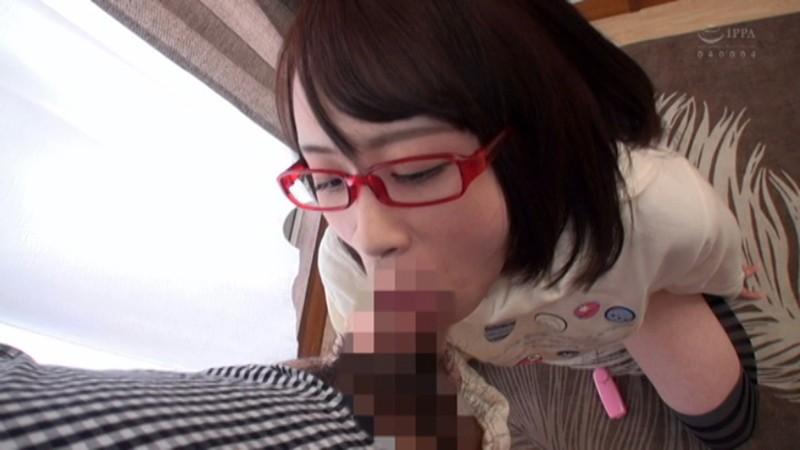 地味でオタクなメガネ女子が来たので面接からの流れでAV撮ってみた件5 ゆうは キャプチャー画像 2枚目