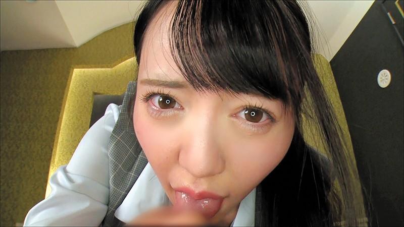 【妄想主観】犯●れたがる受付嬢 SHIZUKU