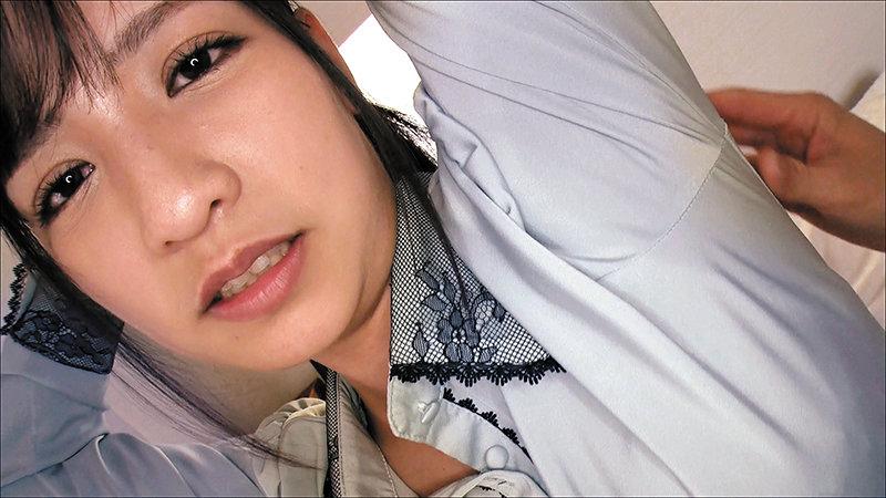 【妄想主観】酔っ払ってしまった新婚の僕が会社の後輩とまさかホテルで相部屋になった一夜 宮崎リン キャプチャー画像 3枚目
