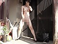 [EVIS-351] 【野外露出】裸にされる女