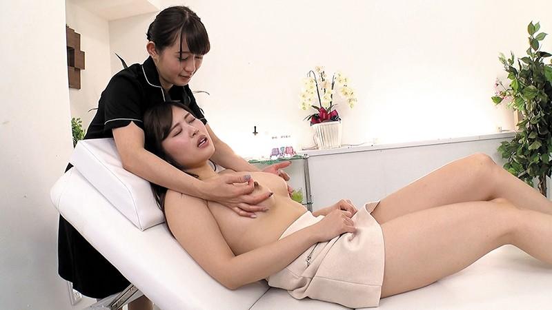感度爆上がり乳首性感レズエステ 画像10