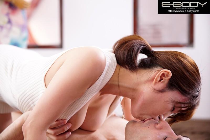 E-BODY専属デビュー 激スリム―Fcup美巨乳―結婚4年目―現役人妻着エロモデルAV解禁 清城ゆき 5枚目