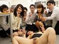 泥酔NTR打ち上げ 仕事のできる巨乳愛妻が社内の打ち上げで酔...sample10