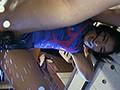 生姦種付け交尾に溺れる変態従順アスリート 日に焼けた美しい肉体のハーフ美女の現役シンクロ選手・エレン 白木エレン