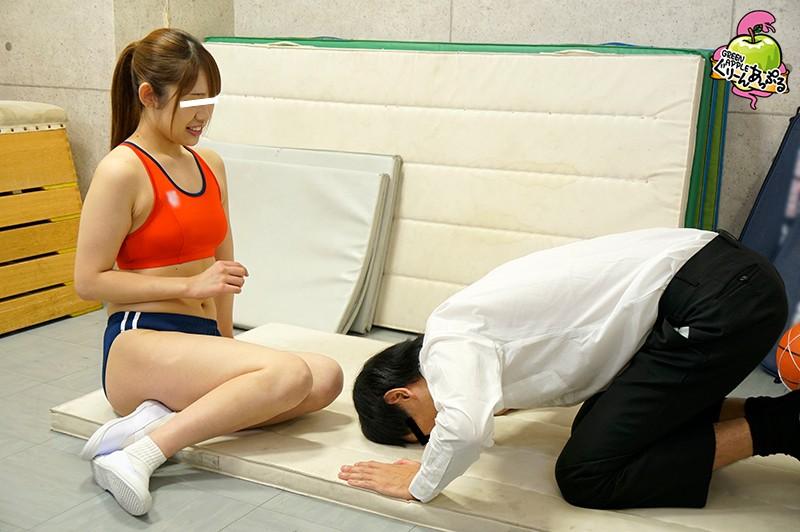 陸上部漬けの体育会系女子先輩。クールに年下男子をあしらっていたが、素股から生挿入される。怒りながらも顔騎ロデオで自ら腰を振り痴女る 画像1