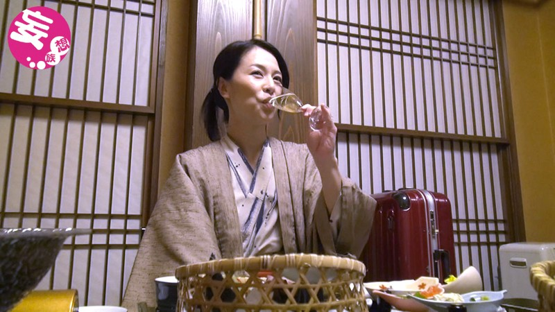 不倫旅行◆セックスレス人妻 背徳の秘湯 涼子(仮名)44歳サンプルF7