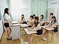 僕らの学校に新しい校則が出来ました!猛暑日はスーパークー...sample2