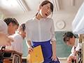 誰もが憧れる超絶美人の先生が授業中にリモコンバイブで大量...sample1