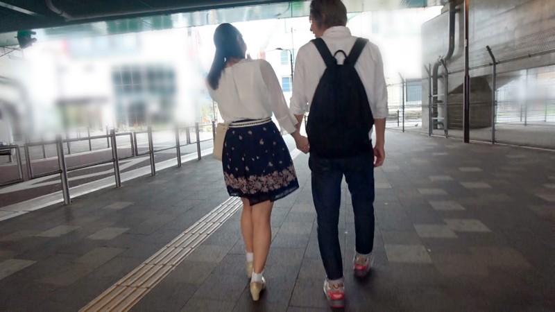 キス恋検証!恋愛に奥手な女子大生はキスだけで恋に落ちてSEXしてしまうのか?実はムッツリすけべなミスキャンパス ナオさん22歳 10枚目