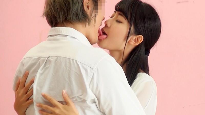 キス恋検証!恋愛に奥手な女子大生はキスだけで恋に落ちてSEXしてしまうのか?実はムッツリすけべなミスキャンパス ナオさん22歳 8枚目