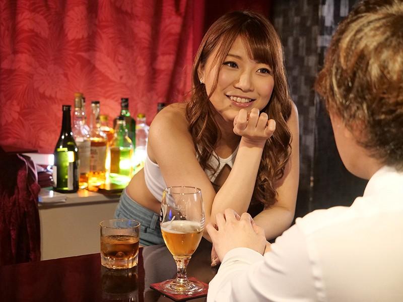 お酒と一緒に摂取しよ-媚薬を●ませて勃起させ- 高美はるか 1枚目