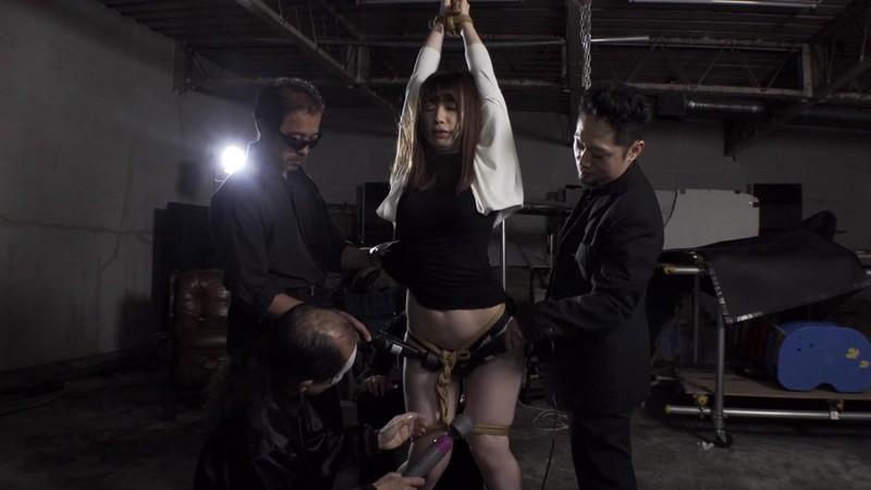 狂気拷問研究所 OVER LIMIT OF PLEASURE 悲壮柔肌狂喜的連続無間地獄 大浦真奈美 3枚目