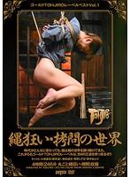 ゴールドTOHJIROレーベル・ベスト Vol.1 縄狂い・拷問の世界 ダウンロード