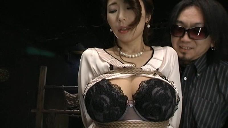 縄に寝取られた妻 篠田あゆみ 画像1
