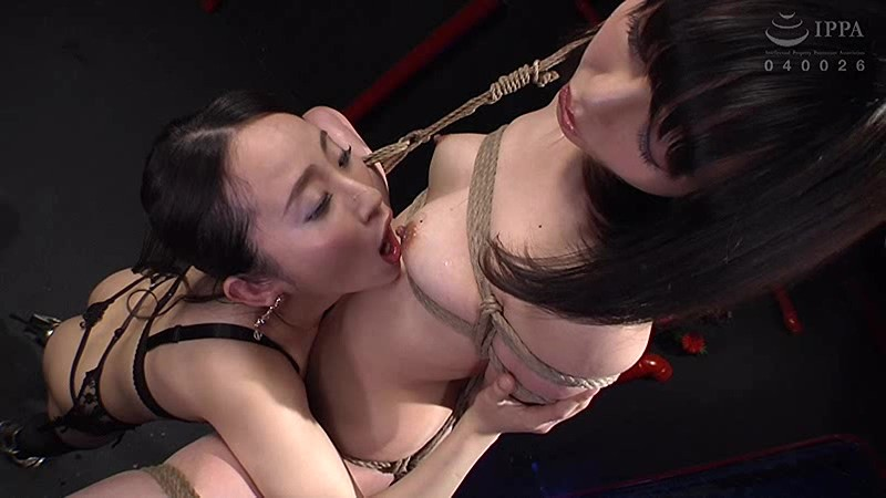 GTJ-077 Studio Dogma - S&M Lesbian Fest Unleashed - Yua Nanami, Yui Misaki big image 3