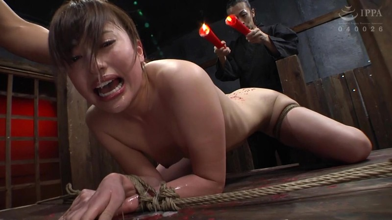 串刺し拷問 早川瑞希 10枚目
