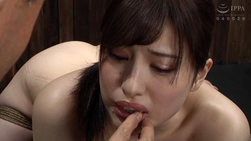 串刺し拷問 早川瑞希 9枚目