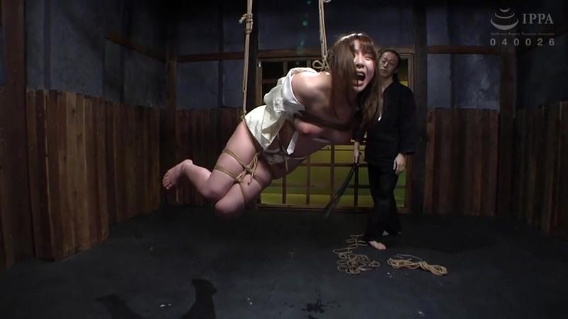 串刺し拷問 かなで自由 4枚目
