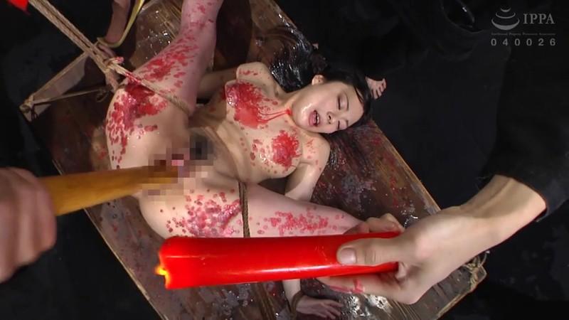 拷問・肉達磨 岬あずさ 13枚目