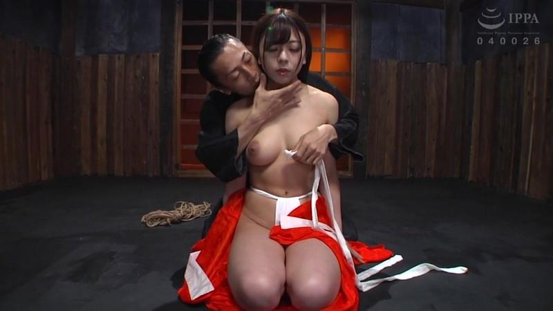 拷問・肉達磨 岬あずさ 4枚目