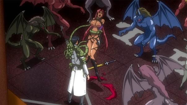 「魔界騎士イングリッド 〜episode01 イングリッド無残〜」の画像