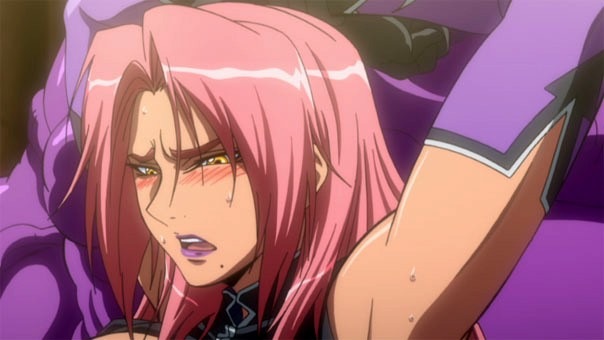 「魔界騎士イングリッド 〜episode02 ムラサキ被虐〜」の画像