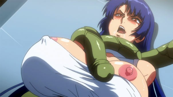 魔界騎士イングリッド ~episode02 ムラサキ被虐~ 5