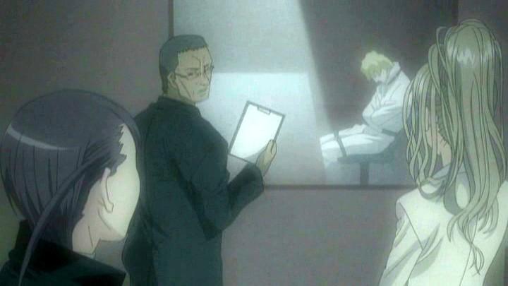 レイ ZERO Episode01:特務捜査官を捕えよ! 3