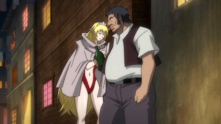 エルフ姫ニィーナ Vol.02 触手スーツの娼婦姫11