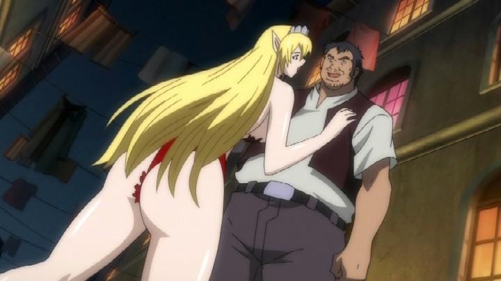 エルフ姫ニィーナ Vol.02 触手スーツの娼婦姫14