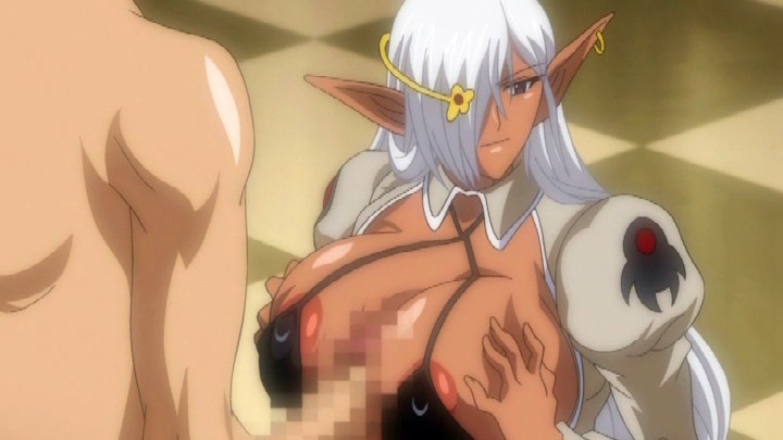 エルフ姫ニィーナ Vol.02 触手スーツの娼婦姫2