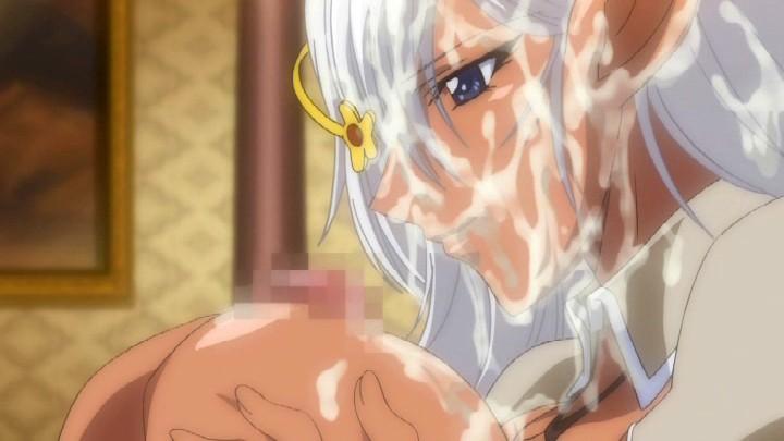 エルフ姫ニィーナ Vol.02 触手スーツの娼婦姫3