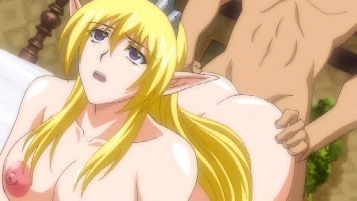 エルフ姫ニィーナ Vol.02 触手スーツの娼婦姫7