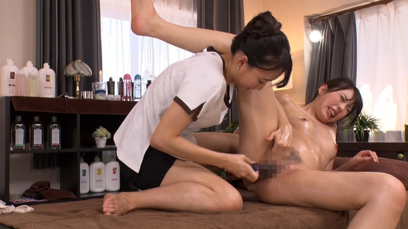 PTS-436 Studio Peters - Married Woman's Convulsive, Orgasmic Lesbian Anal Fuck!! The Strap-On Dildo Anal Massage big image 3