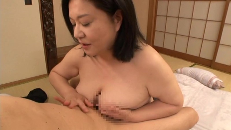 豊満爆乳妻中出し 愛田正子 53歳
