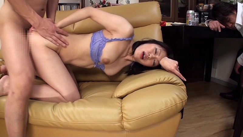 NASS-184 Studio Nadeshiko Beautiful Wife Of Ripe Plump Erotic Body Does Accumulate Patience Too Sexy Stuffy!Kaori 4 Hours Otonashi That I Want To Rape By Showing Off Her My Ji Port That Was Suddenly Erection big image 7