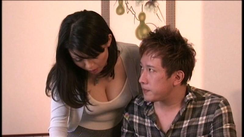 ボクだけの巨乳妻家庭教師 佐藤みき サンプル画像 13