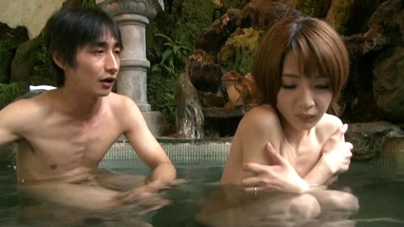 寝取られ人妻温泉旅館~犯され願望、濡れる美人妻